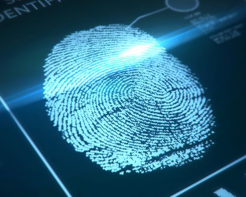 Need a Strong and Safe Password? Not with Your Fingerprint