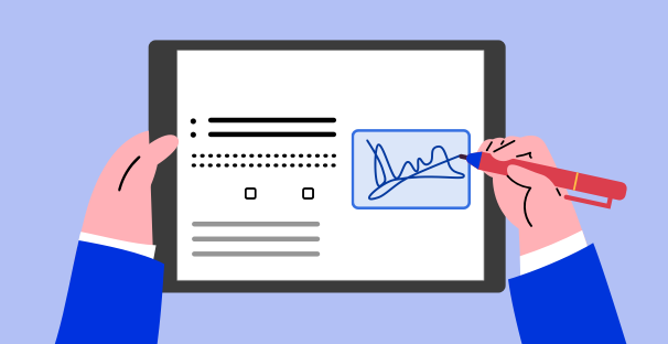 Onboarding E-signatures across the whole business