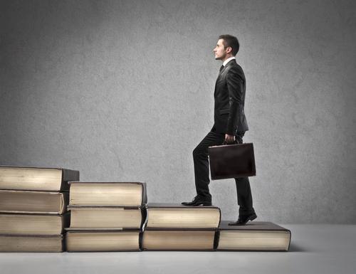 escada de conhecimento
