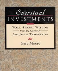 13 - Spiritual Investments