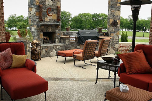 sundek resurfaced patio in raleigh nc
