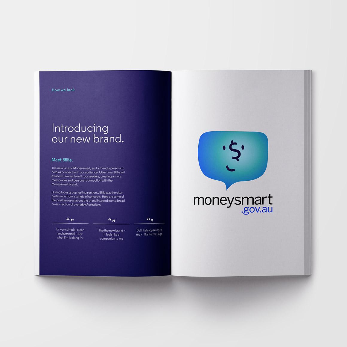 Moneysmart. Brand book.