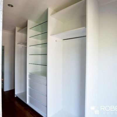internal walk in wardrobe Sydney