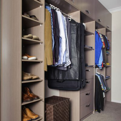 custom clothes storage