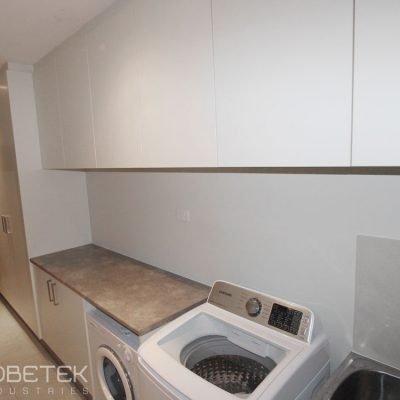 custom laundry cupboards Sydney