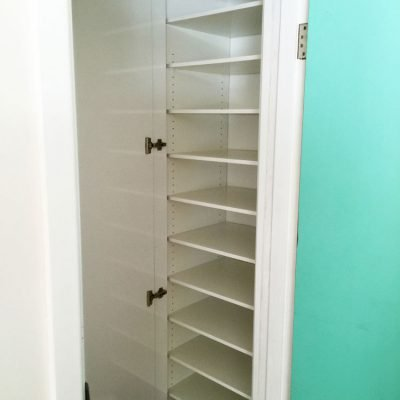 custom linen cupboard Sydney