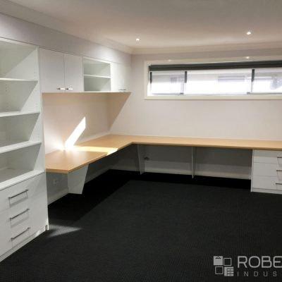 custom home office Sydney
