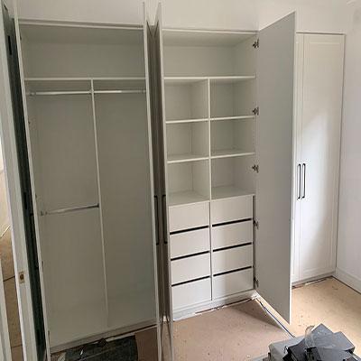 built in wardrobe Sydney