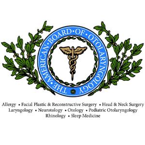 American Board of Otolaryngologists
