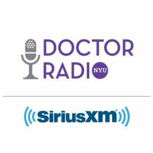 Listen to Dr. Markey on Sirius XM