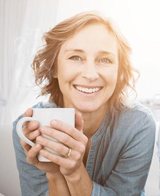 Potential Patient - Happy Woman