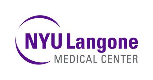 NYU Langone Med Center logo