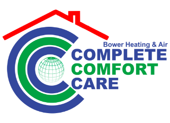 Bower Heating and Air Complete Comfort Care Logo