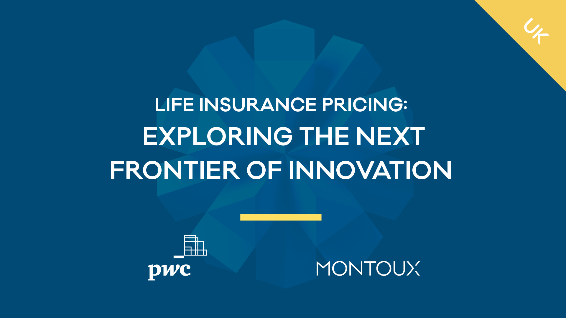 Life insurance pricing:Exploring the next frontier of innovation