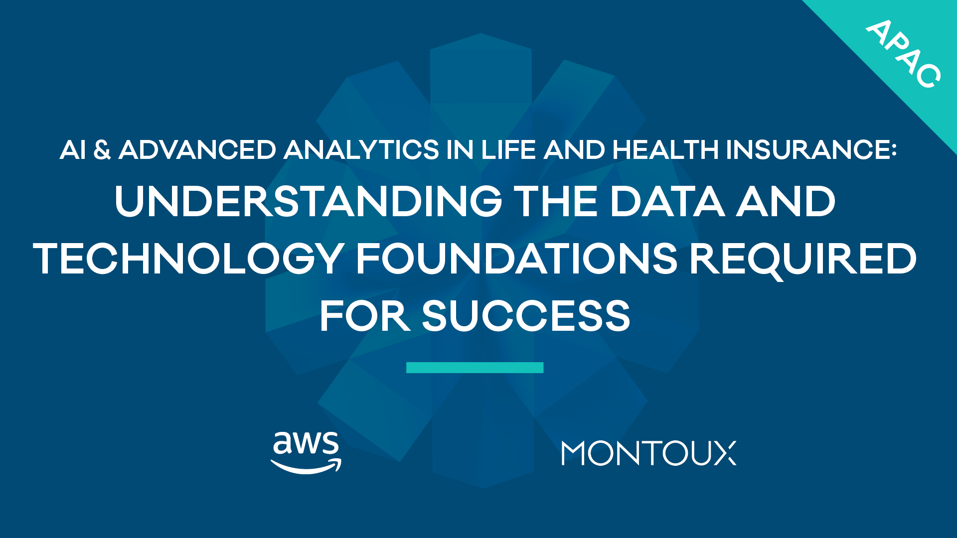 AI and advanced analytics in life and health insurance:Understanding the data and technology foundations required for success