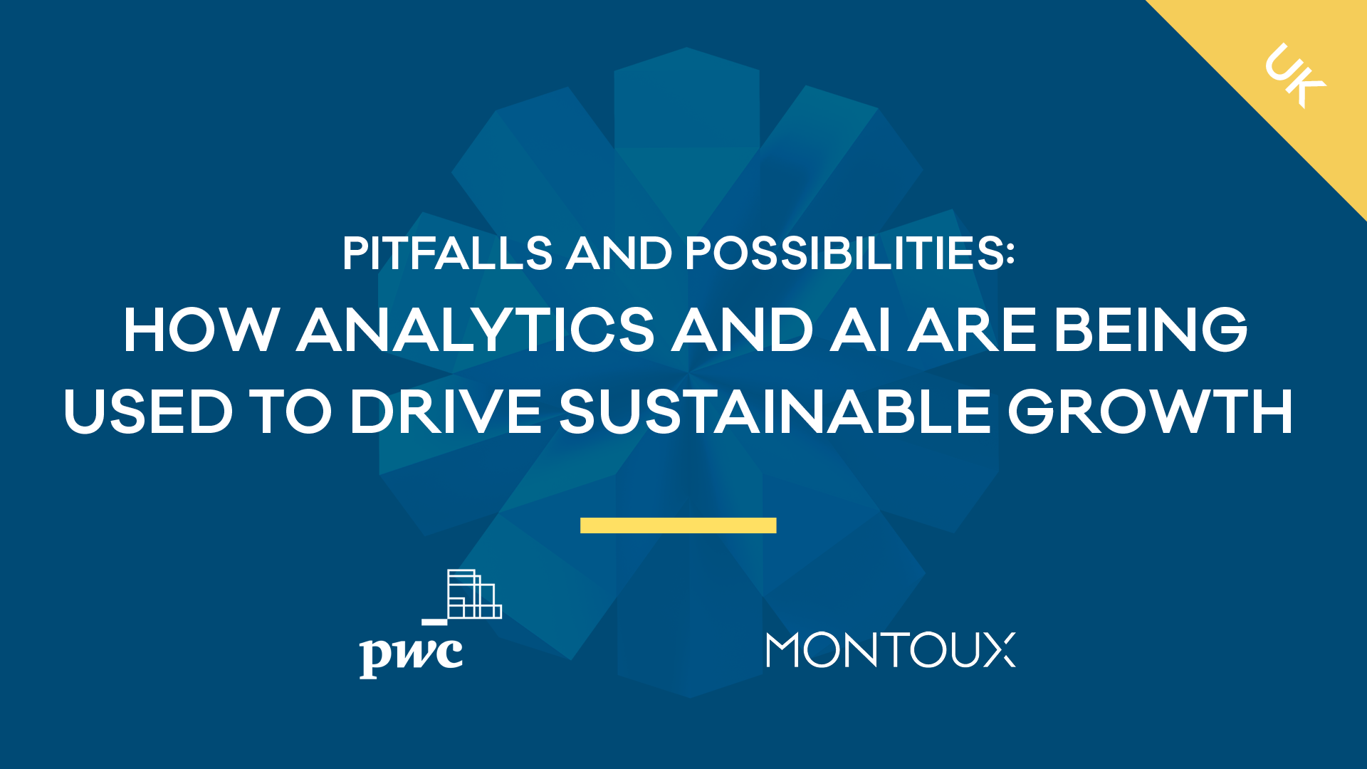 Pitfalls and possibilities:How analytics and AI are being used to drive sustainable growth