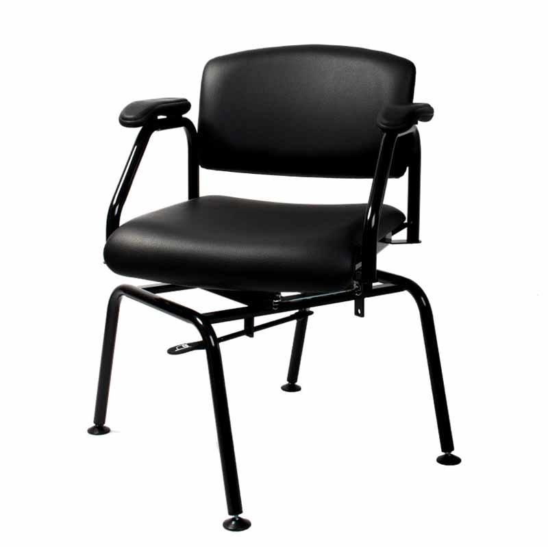 draai schuif stoel