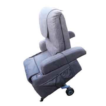 Nieuwe verrijdbare sta-op-stoel
