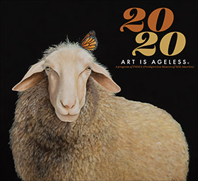 ART IS AGELESS®ANNUAL CALENDAR