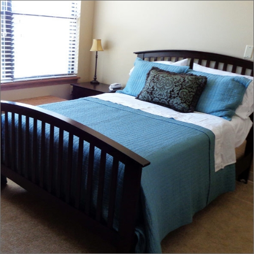 Independent Living Arkansas City Bedroom Image