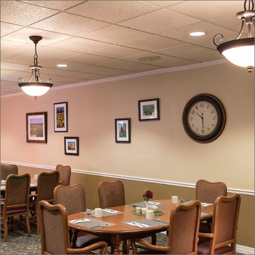 Independent Living Arkansas City Dining Area