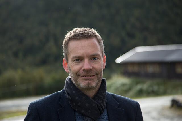 Harald Haaland – leder for Høgevardes
