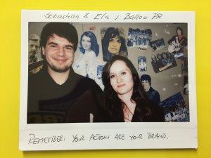 Sebastian und Ela
