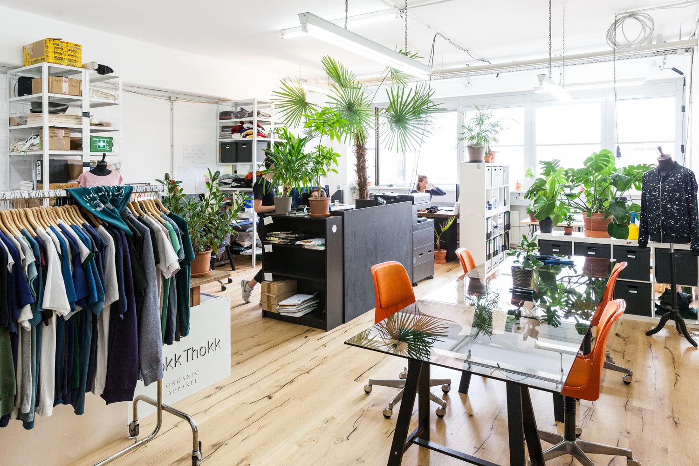 Thokk Thokk Munich Organic Clothing Store