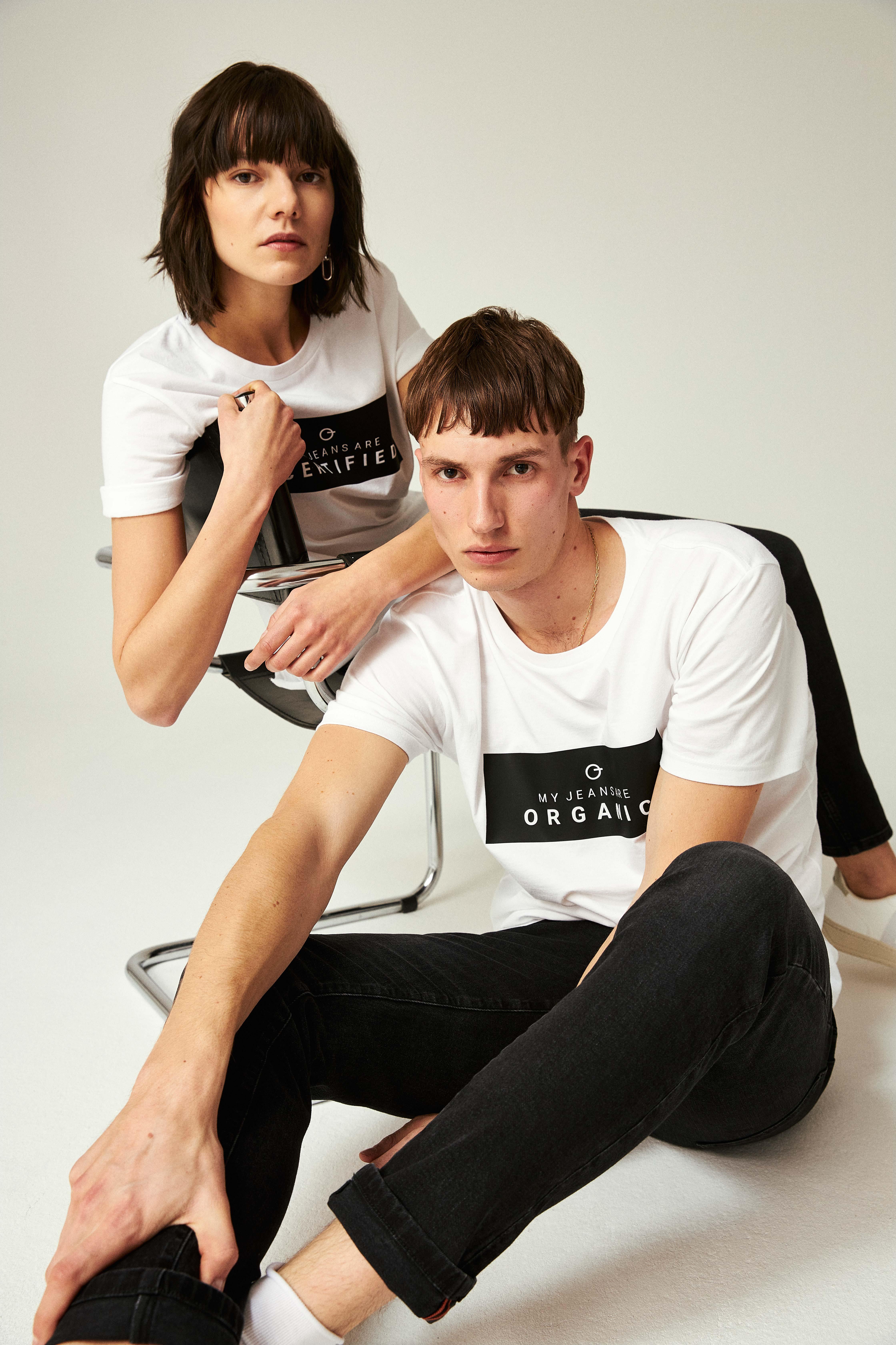 ThokkThokk Women Men Cool Bio Jeans