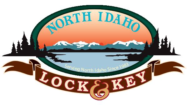 North Idaho Lock and Key logo