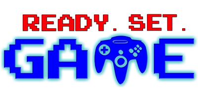 Ready set game logo