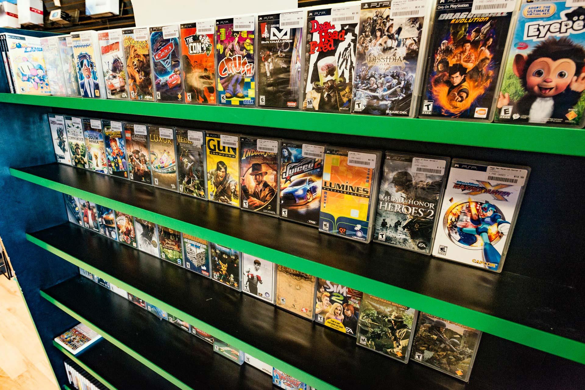 Ready set game video game display