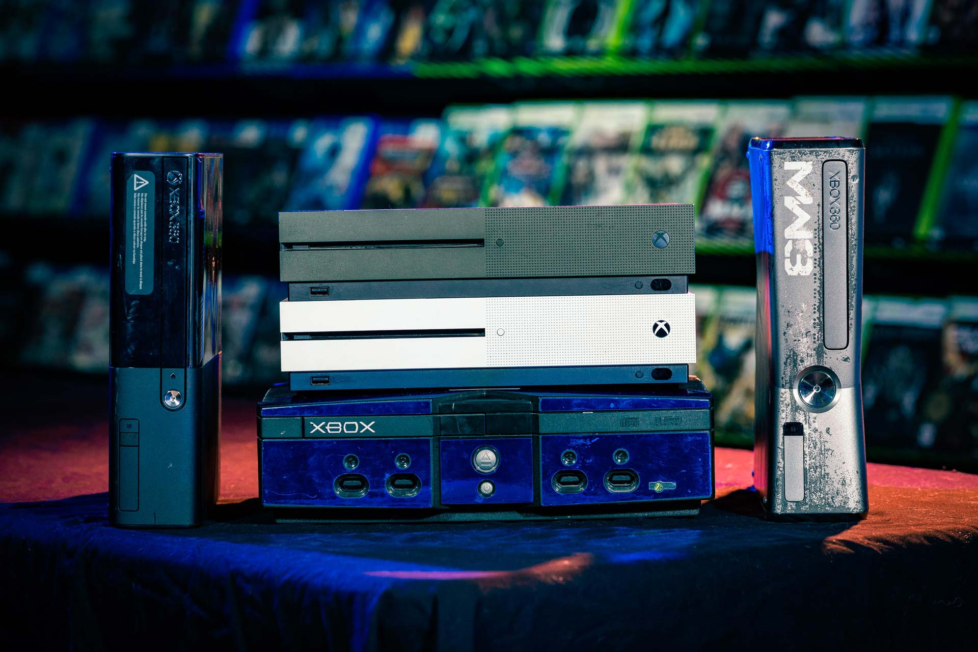 Ready set game Xbox consoles