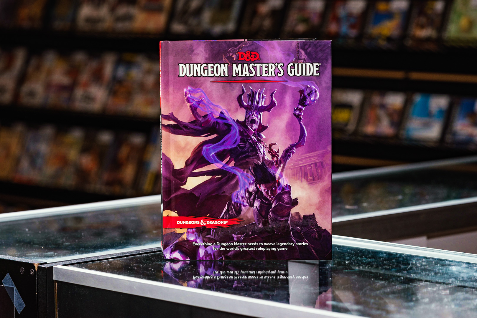 Ready set game DMD dungeon Master guide.