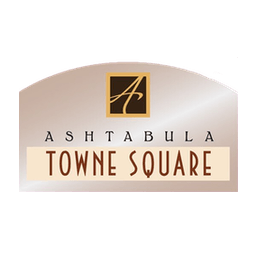 Ashtabula Towne Square logo with link to mall homepage