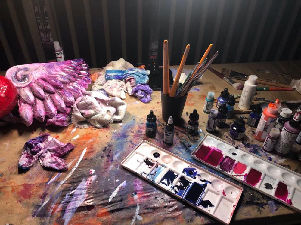 Expressive Art Workshop