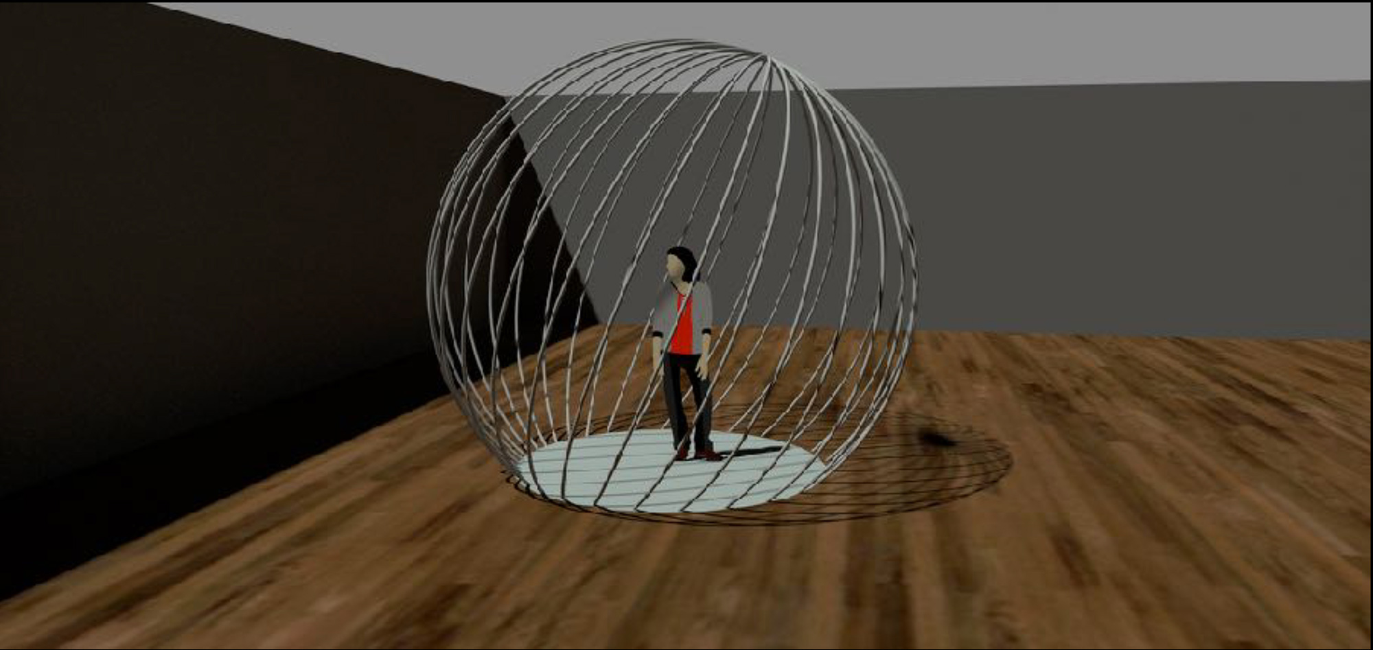 Spellbound Cage Concept