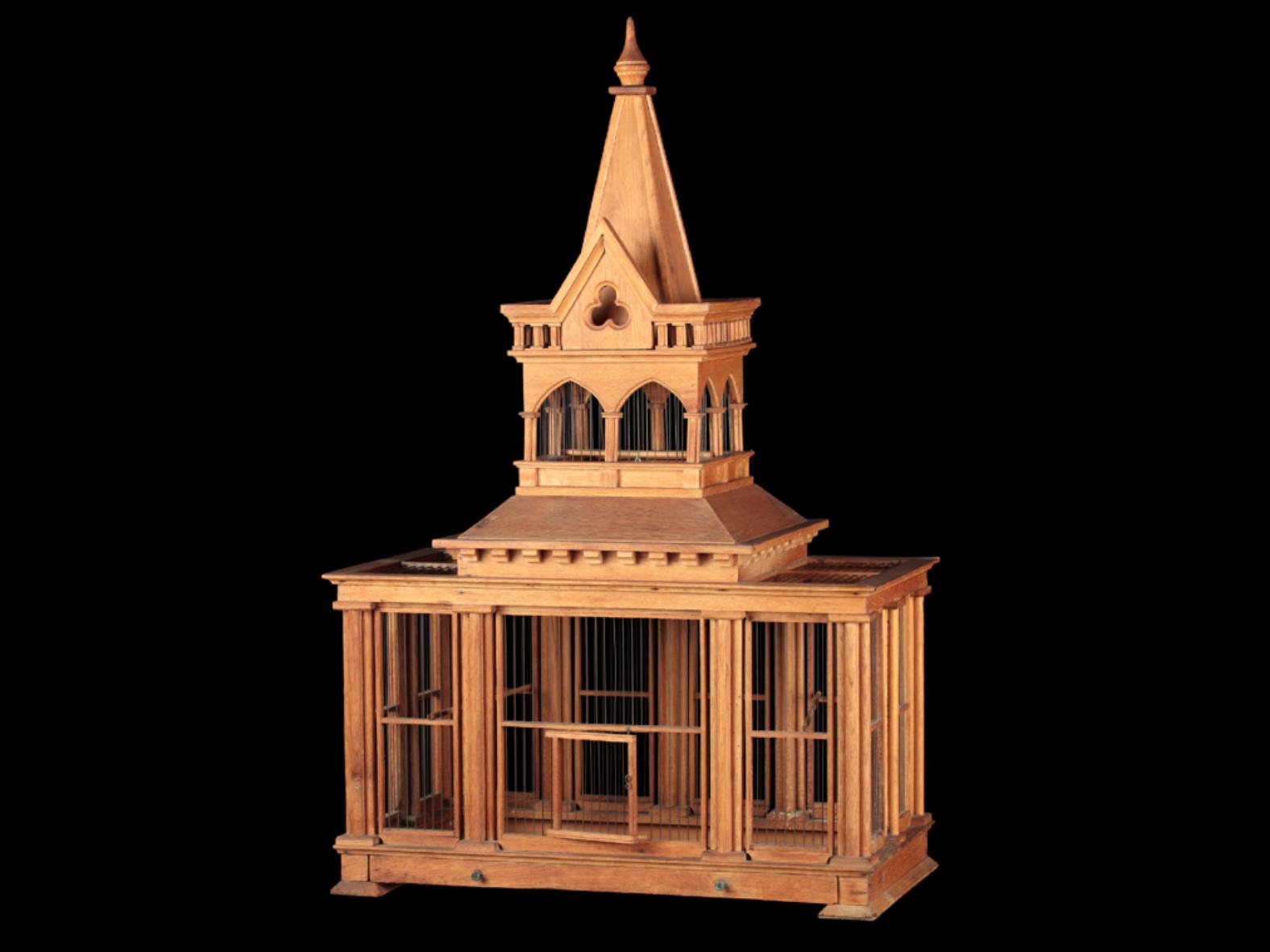 Unbound Cage Model