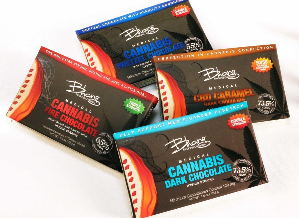 Bhang Bar Flavors, Taste, Dosage