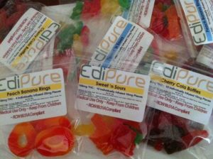 Gummy Candies (100mg) gummies
