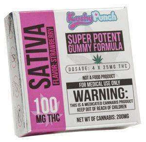 Sativa gummies