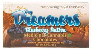 Day Dreamer Blueberry Sativa Bar