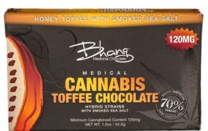 Bhang Bar Toffee 120