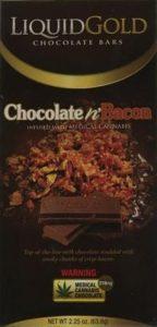 Bar Liquid Gold Choccolate n' Bacon