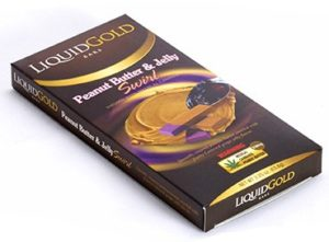 Bar Liquid Gold Chocolate Peanut Butter & Jelly Swirl