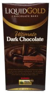 Bar Liquid Gold Ultimate Dark Chocolate