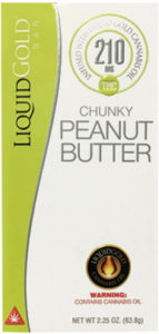 Bar Liquid Gold Chunky Peanut Butter