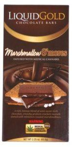 Bar Liquid Gold Marshmallow S'mores