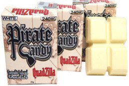 Pirate Candy Bar Quadzilla