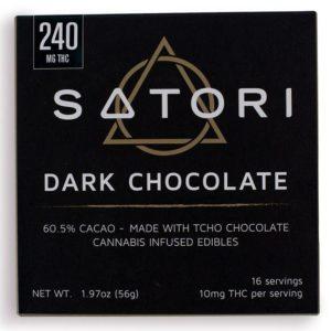 240 Satori Dark Chocolate Bar
